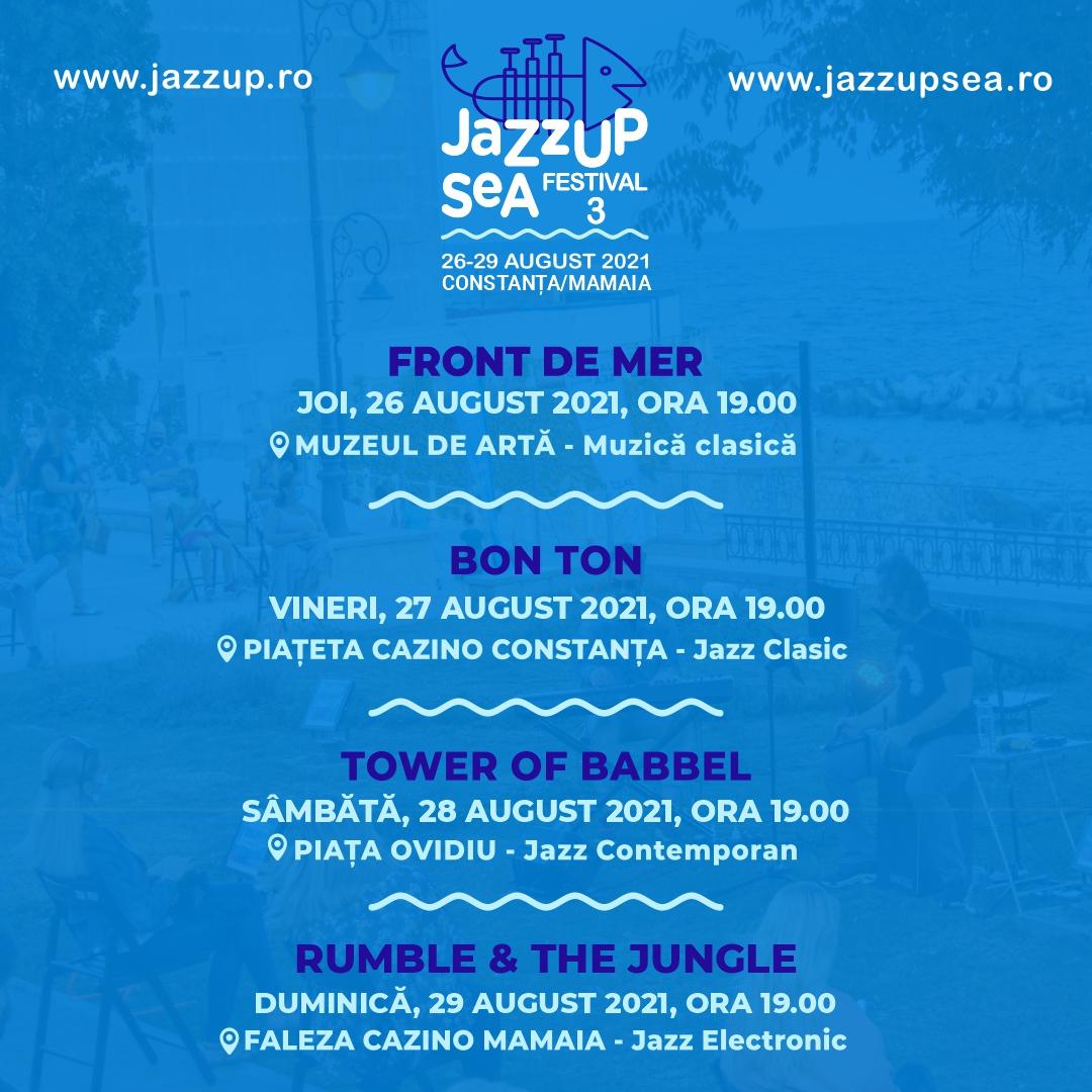 JazzupSea