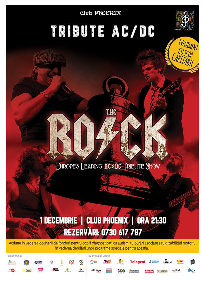 afis Tribute The Rock  01.12.2018