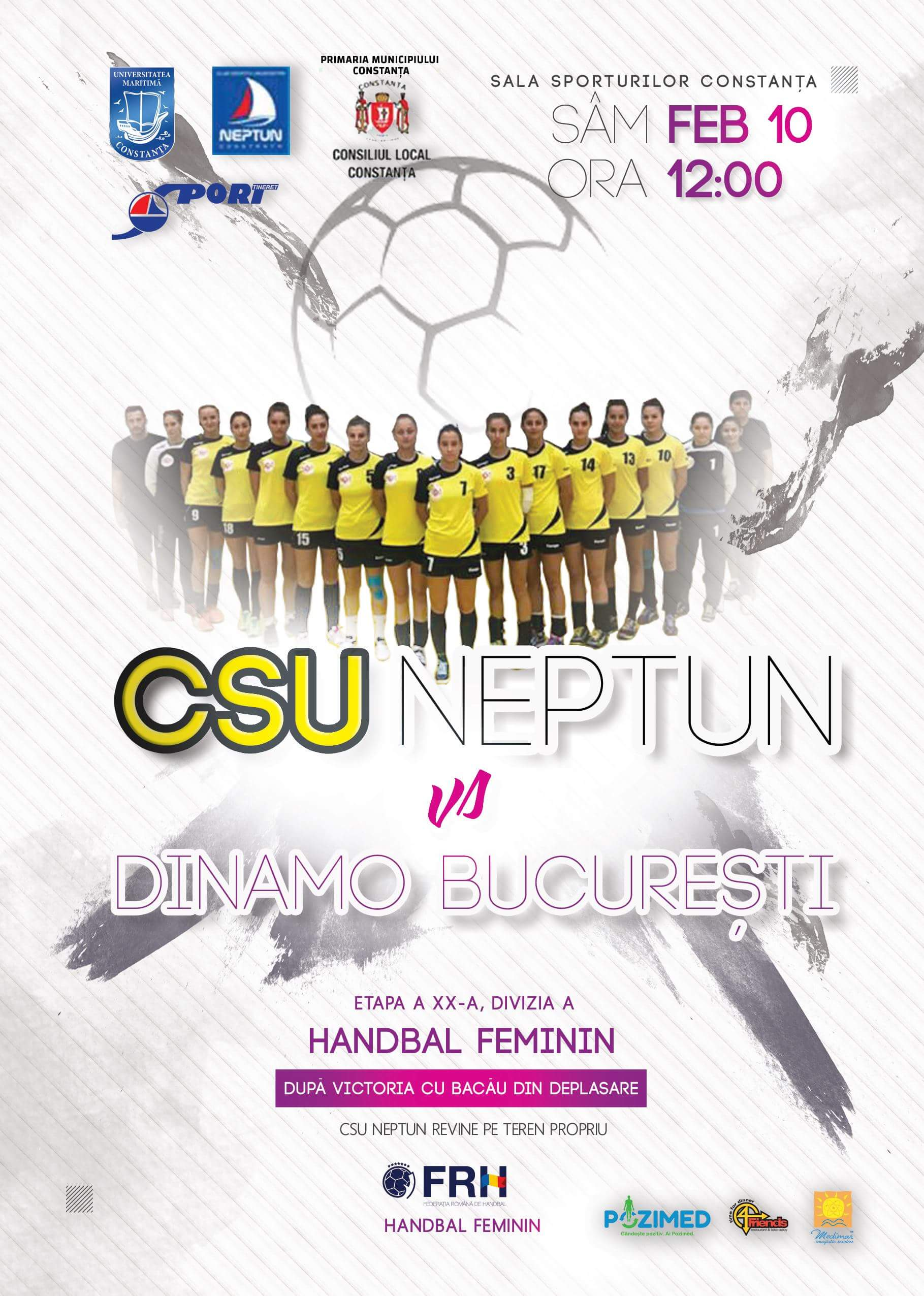 CSU - Dinamo