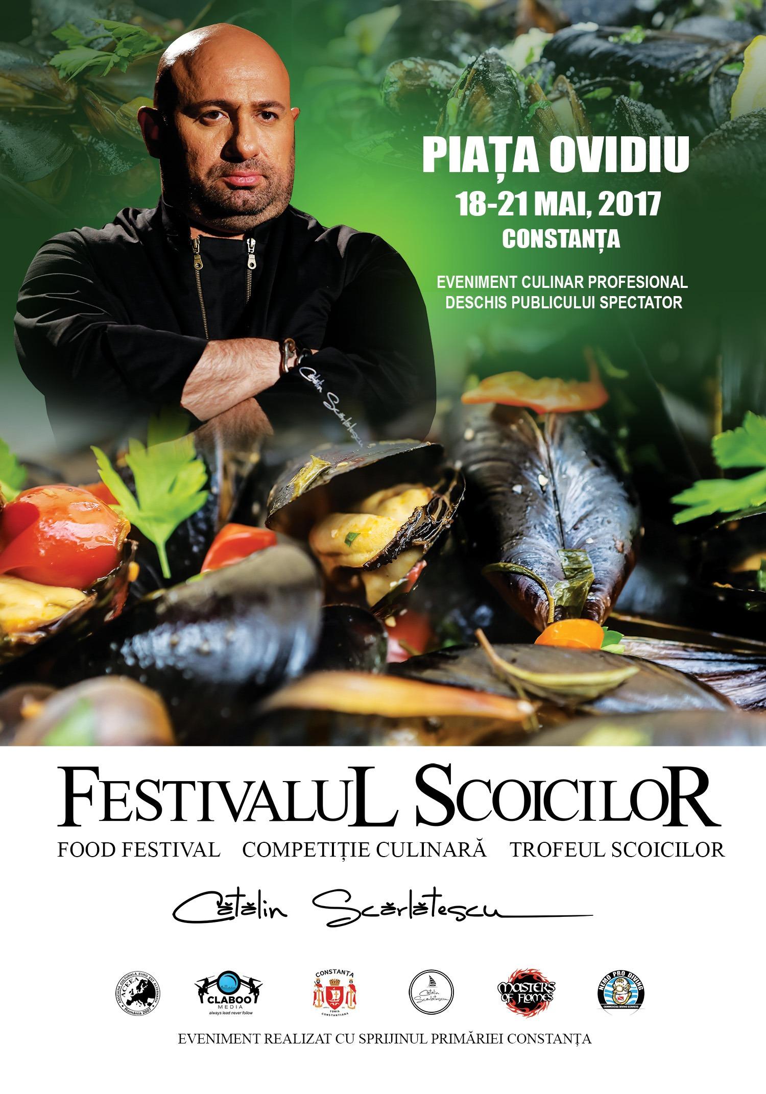 Festivalul Scoicilor 2017