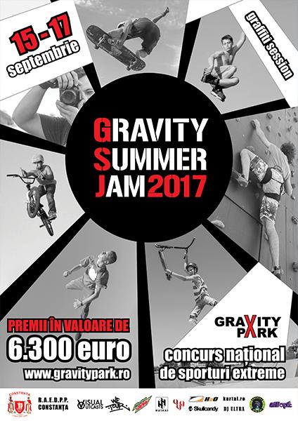 Gravity Summer Jam 2017