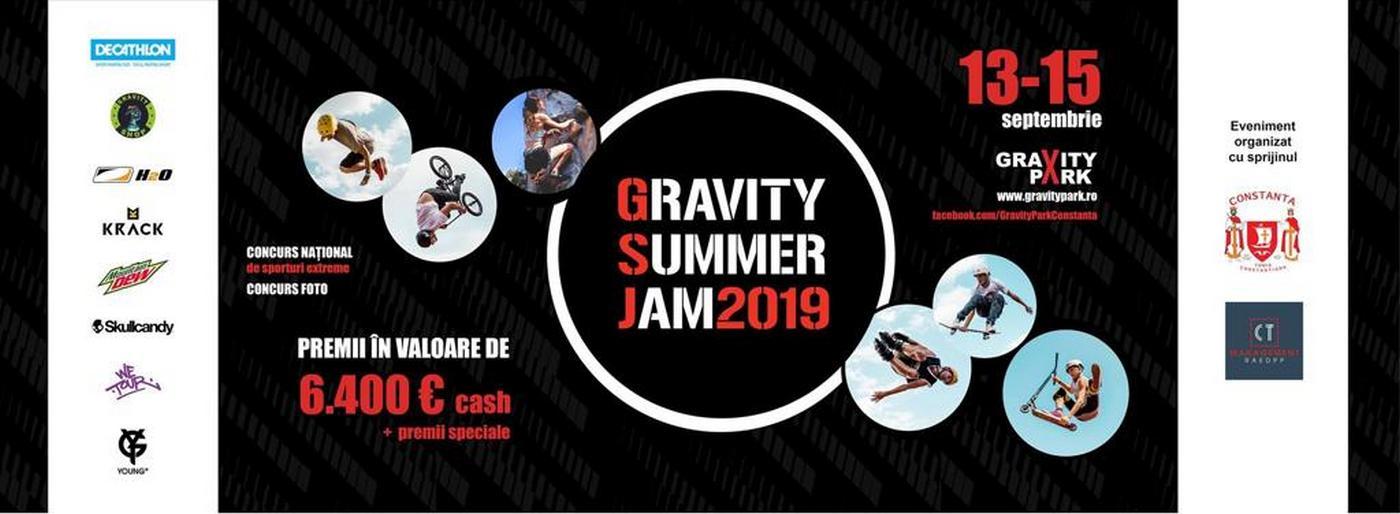 Gravity Summer Jam