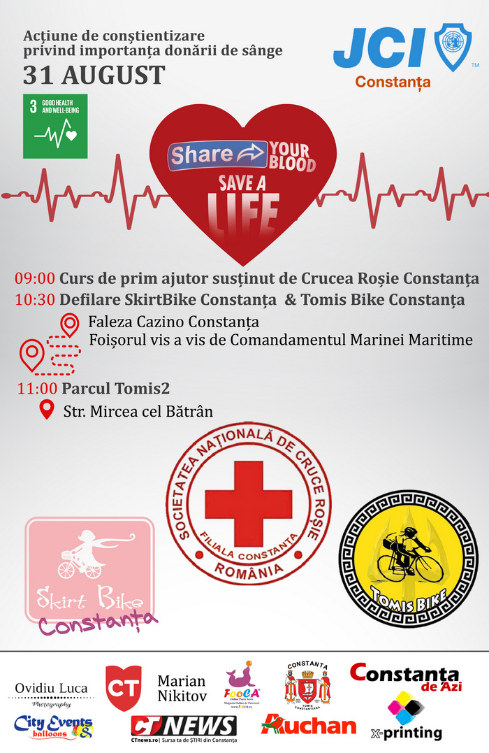Share Your Blood, Save A Life site