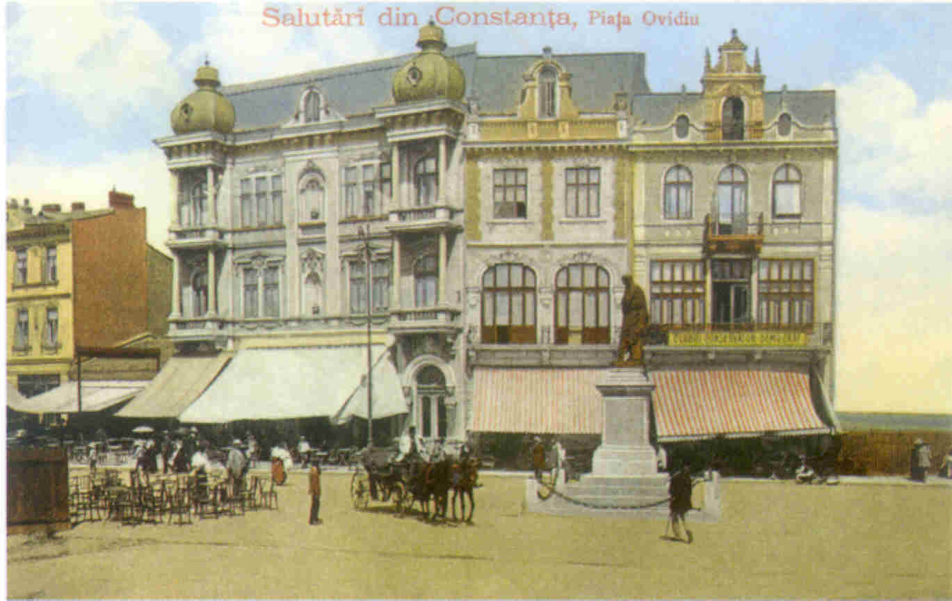 Imagini pentru Constanța veche Primăria 1921