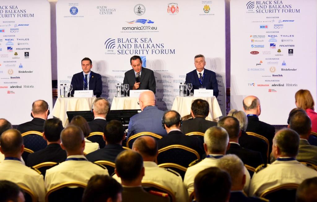 deschidere Black Sea and Balkans Security Forum 2019 (8)
