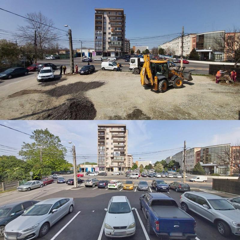 parcare strada Dezrobirii (1) site